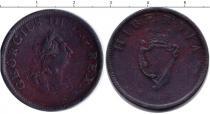 Каталог монет - монета  Ирландия 1/2 пенни