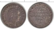 Каталог монет - монета  Липпе-Детмольд 2 1/2 гроша