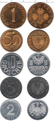Каталог - подарочный набор  Австрия Австрия 1964