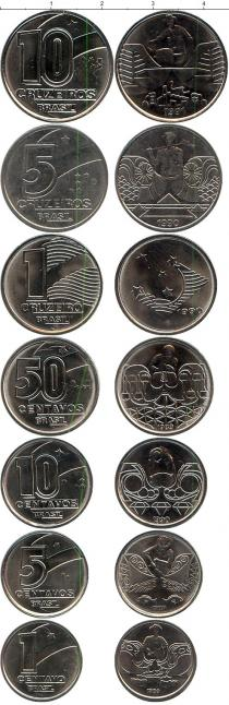 Каталог - подарочный набор  Бразилия Бразилия 1989-1991