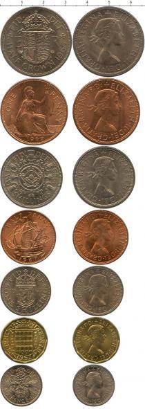 Каталог - подарочный набор  Великобритания Великобритания 1965-1967