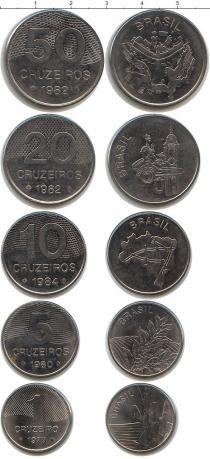 Каталог - подарочный набор  Бразилия Бразилия 1979-1984