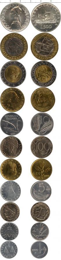 Каталог - подарочный набор  Италия Италия 1999