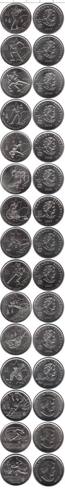 Каталог - подарочный набор  Канада Канада 2009