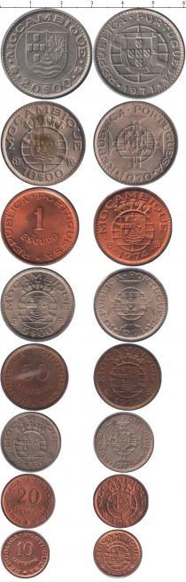 Каталог - подарочный набор  Мозамбик Мозамбик 1961-1974