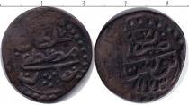Каталог монет - монета  Алжир 1 бурбе