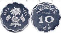 Каталог монет - монета  Мальдивы 10 лари