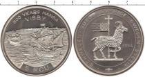Каталог монет - монета  Швеция 5 экю