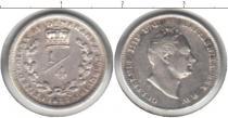 Каталог монет - монета  Эссекуибо и Демерара 1/4 гульдена