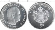 Каталог монет - монета  Монако 5 евро