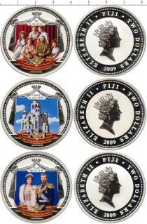 Каталог - подарочный набор  Фиджи Последняя русская королевская семья