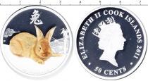 Каталог монет - монета  Острова Кука 50 центов