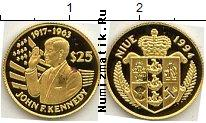 Каталог монет - монета  Ниуэ 25 долларов