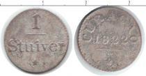 Каталог монет - монета  Кюрасао 1 стювер