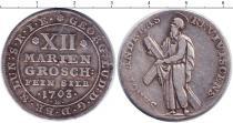 Каталог монет - монета  Брауншвайг-Люнебург-Каленберг-Ганновер 12 марьенгрош
