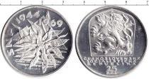 Каталог монет - монета  Чехословакия 25 крон