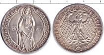 Каталог монет - монета  Третий Рейх 3 марки