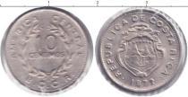 Каталог монет - монета  Коста-Рика 10 сентим