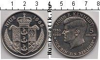 Каталог монет - монета  Ниуэ 5 долларов