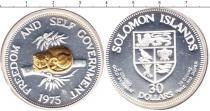 Каталог монет - монета  Соломоновы острова 30 долларов