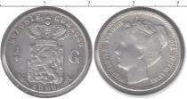 Каталог монет - монета  Кюрасао 1/4 гульдена