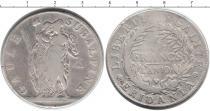 Каталог монет - монета  Субальпина 5 франков