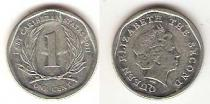 Каталог монет - монета  Карибы 1 цент