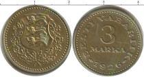 Каталог монет - монета  Эстония 3 марки