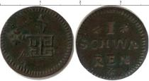Каталог монет - монета  Бремен 1 шварен