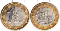 Каталог монет - монета  Европа 1 евро