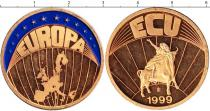 Каталог монет - монета  Европа 1 экю