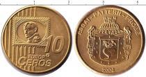 Каталог монет - монета  Европа 10 евроцентов
