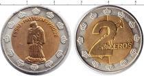 Каталог монет - монета  Европа 2 евро