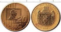 Каталог монет - монета  Европа 20 евроцентов