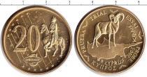 Каталог монет - монета  Кипр 20 евроцентов