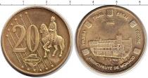 Каталог монет - монета  Монако 20 евроцентов
