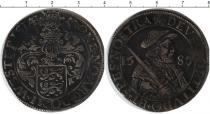 Каталог монет - монета  Восточная Фризия 1 талер