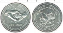 Каталог монет - монета  Албания 200 лек