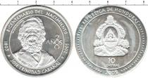 Каталог монет - монета  Гондурас 10 лемпир