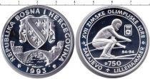 Каталог монет - монета  Босния и Герцеговина 750 динар