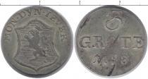 Каталог монет - монета  Йевер 3 грота