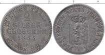 Каталог монет - монета  Рейсс 2 гроша