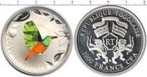 Каталог монет - монета  Того 1000 франков