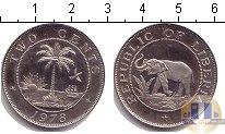 Каталог монет - монета  Либерия 2 цента