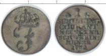 Каталог монет - монета  Пруссия 1 шиллинг