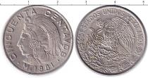 Каталог монет - монета  Мексика 25 сентаво