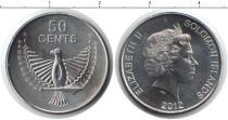 Каталог монет - монета  Соломоновы острова 50 центов