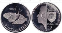 Каталог монет - монета  Бонайре 50 центов