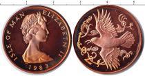 Каталог монет - монета  Остров Мэн 2 пенса