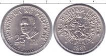 Каталог монет - монета  Филиппины 5 сентим